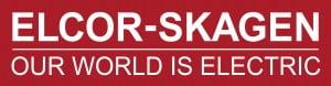Elcor Skagen logo skærm stor